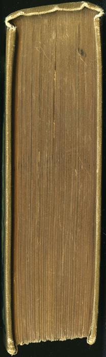 Head of the [1907] Grosset & Dunlap Reprint, Version 1