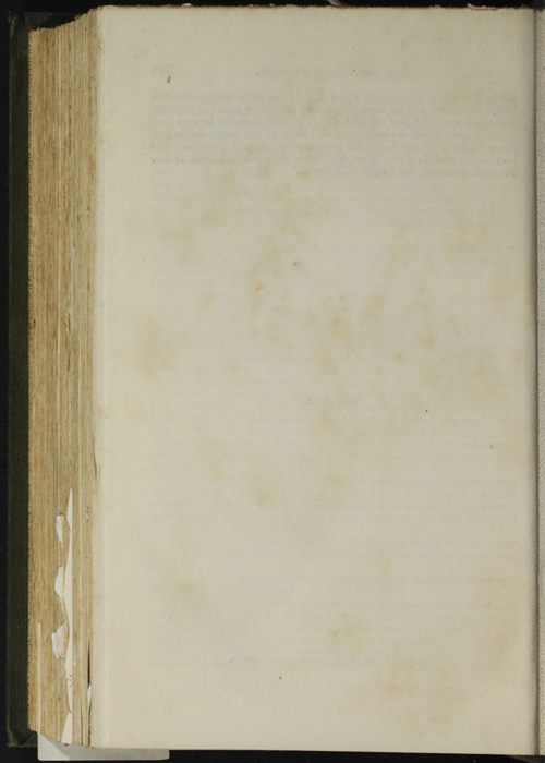 """Verso of Last Page of Text in the 1853 H. G. Bohn """"Standard Library"""" Reprint"""