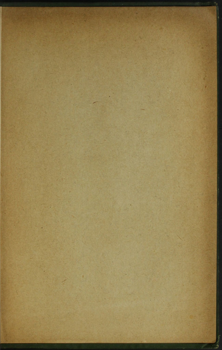 """Recto of Back Flyleaf of the [1903] Ward, Lock, & Co., Ltd. """"Complete Edition"""" Reprint"""