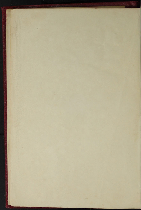 Verso of Front Flyleaf of the [1897] Bliss, Sands & Co. Reprint