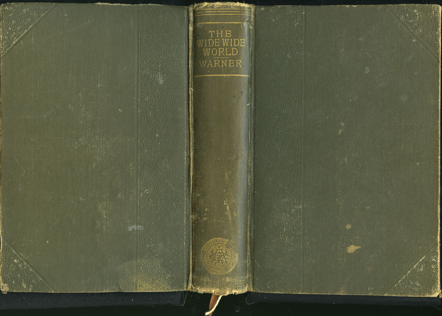 """Full Cover of the [1894] William L. Allison Co. """"Allison's Standard Library"""" Reprint"""
