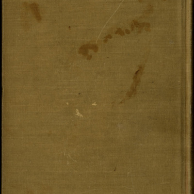 Back Cover of Volume Two of the [1895] Mershon Co. Reprint