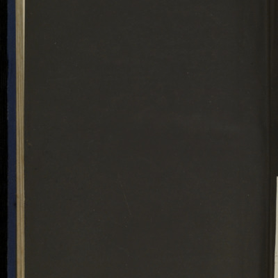 "Verso of Back Flyleaf of  1886 James Nisbet & Co. ""New ed. Golden Ladder Series"" Reprint"
