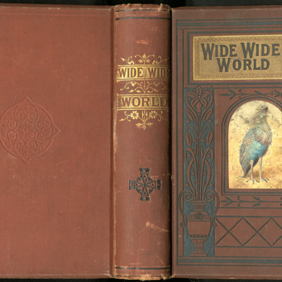 """Full Cover of the 1883 James Nisbet & Co. """"New Edition"""" Reprint"""