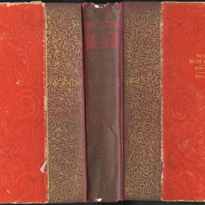 Full Cover of Volume 2 of the [1902] Home Book Co. Reprint, Version 1