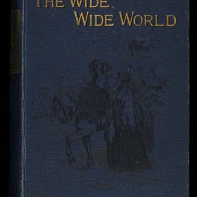 Front Cover of the [1896] James Nisbet & Co. Reprint, Depicting Ellen Riding Sharp