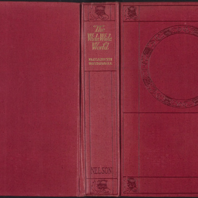 Full Cover of the [1922] T. Nelson & Sons, Ltd., Reprint