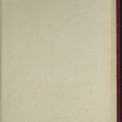 Recto of Back Flyleaf of the [1897] Bliss, Sands & Co. Reprint