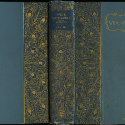 Full Cover of Volume Two of the [1902] Home Book Co. Reprint