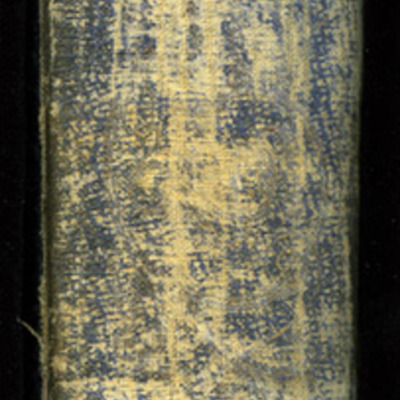 Spine of the 1853 H.G. Bohn Reprint, Version 2