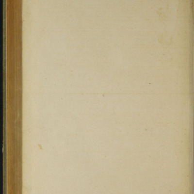 """Verso of Back Flyleaf of the [1900] Donohue Brothers """"Completed and Unabridged Ed."""" Reprint"""