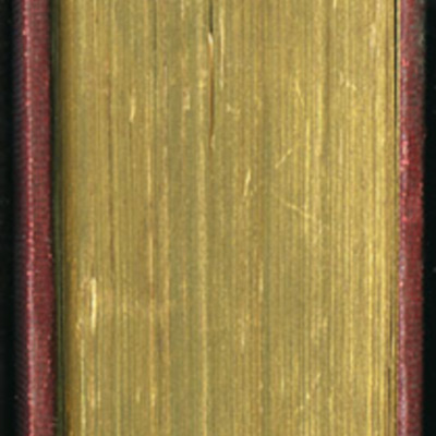 "Head of the 1903 J. B. Lippincott Co. ""New Edition"" Reprint"