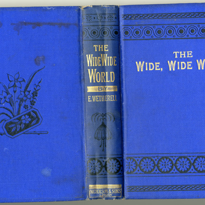 Full Cover of the [1887] W. Nicholson & Sons Reprint, Version 2