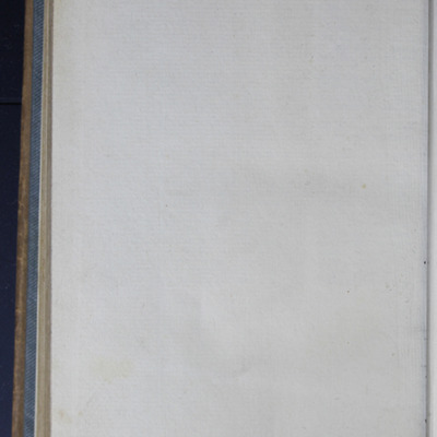 "Verso of Back Flyleaf of the [1896] Simpkin, Marshall & Co., Ltd. ""The Evergreen Library"" Reprint"