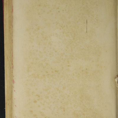 Verso of Back Flyleaf of the [1897] Bliss, Sands & Co. Reprint
