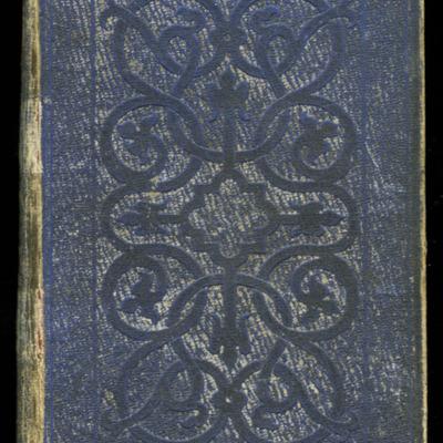 Front Cover of the 1853 H.G. Bohn Reprint, Version 2