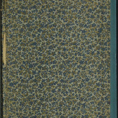 Back Pastedown of Volume 1 of the [1902] Home Book Co. Reprint, Version 2