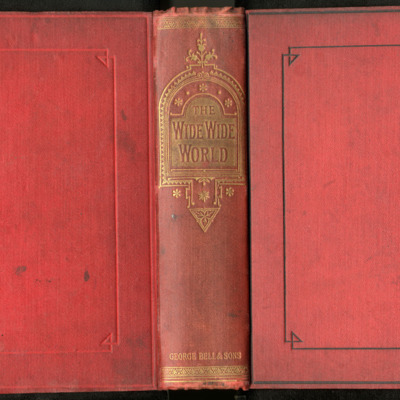 Full Cover of the 1889 G. Bell Reprint