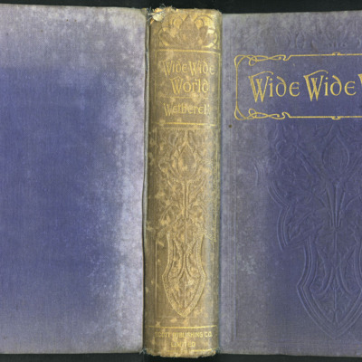 "Full Cover of the [1904] The Walter Scott Publishing Co. Ltd. ""Complete ed."" Reprint"