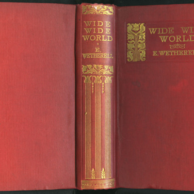 "Full Cover of the [1902] Ward, Lock & Co., Ltd. ""Complete Edition"" Reprint"