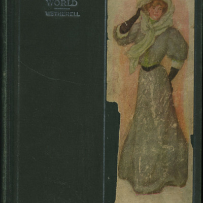 "Front Cover of the [1907] Hurst & Co. ""Knickerbocker Classics"" Reprint"