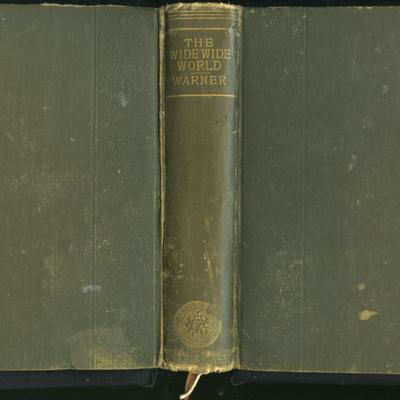 "Full Cover of the [1894] William L. Allison Co. ""Allison's Standard Library"" Reprint"