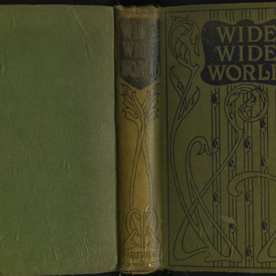 Full Cover of the [1910] S.W. Partridge & Co. Ltd. Reprint