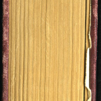 """Tail of the [1898] A. L. Burt Co. """"The Home Library"""" Reprint"""