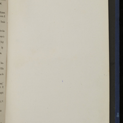 "Recto of Back Flyleaf of  1886 James Nisbet & Co. ""New ed. Golden Ladder Series"" Reprint"