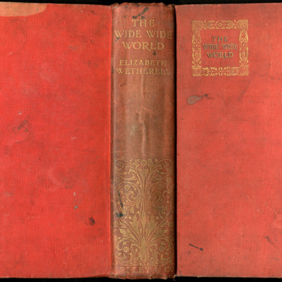 Full Cover of the [1908] Seeley & Co. Ltd. Reprint