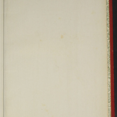 Recto of Back Flyleaf of the [1896] Walter Scott, Ltd. Reprint