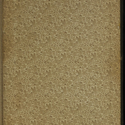 """Back Pastedown of the [1895] William L. Allison Co. """"Allison's New Standard Library"""" Reprint"""