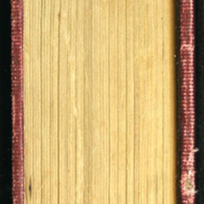 "Tail of the 1903 J. B. Lippincott Co. ""New Edition"" Reprint"