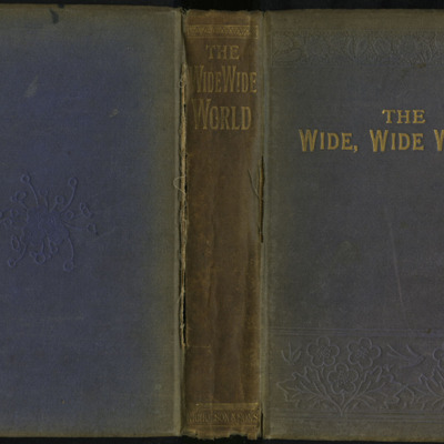 Full Cover of the [1887] W. Nicholson & Sons Reprint