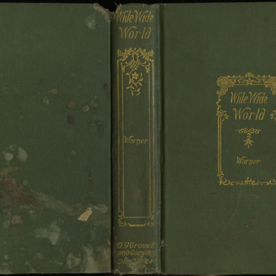Full Cover of the [1906] Thomas Y. Crowell & Co. Reprint