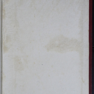 "Back Pastedown of the [1903] W.P. Nimmo, Hay & Mitchell ""Complete Edition"" Reprint"