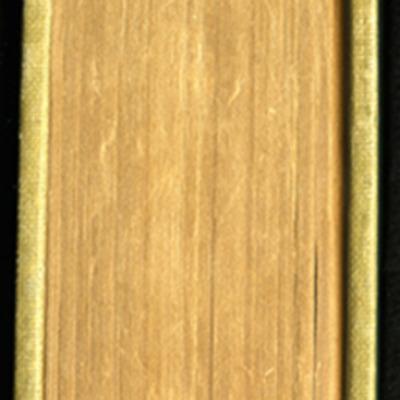 Tail of the [1907] Grosset & Dunlap Reprint, Version 3