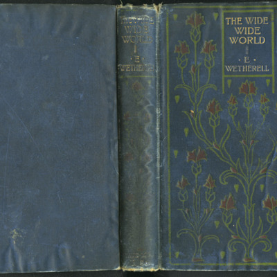 Full Cover of the [1904] Ward, Lock & Co., Ltd. Reprint