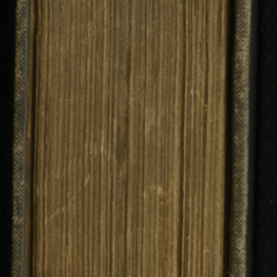 """Tail of [1891] James Nisbet & Co. """"New ed."""" Reprint"""