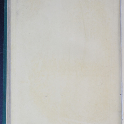 Verso of Back Flyleaf of the [1899] George Routledge & Sons, Ltd. Reprint Depicting Ellen and M. Muller
