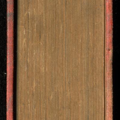 Head of the [1908] Seeley & Co. Ltd. Reprint