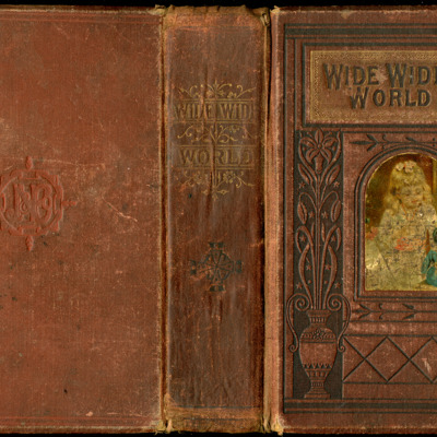 "Full Cover of the 1886 James Nisbet & Co. ""New ed."" Reprint"
