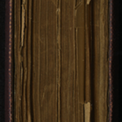 Fore Edge of the [1908] R. E. King & Co Ltd Edition