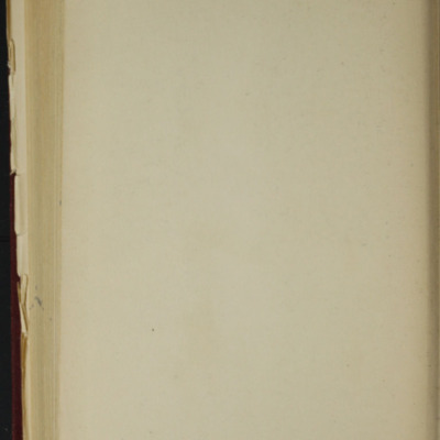 """Verso of Back Flyleaf of the [1898] A. L. Burt Co. """"The Home Library"""" Reprint"""